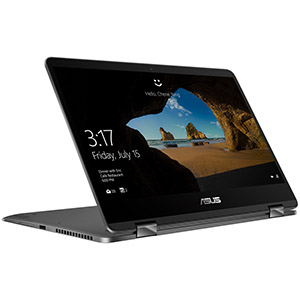 Asus ZenBook Flip UX561UD-BO033T (Gray) 15.6-inch FHD Touch Core i7-8550U/8GB/512GB SSD/2GB GTX1050/Win10