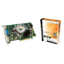 Inno3D GeForce 7300GT 256MB/128bit