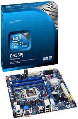 intel desktop board dh55pj