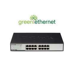 D-Link DGS-1016D 16-port Gigabit Switch