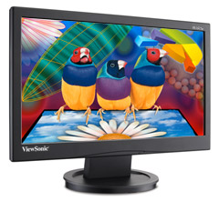 Viewsonic VA1601w 15.6In. LED Monitor