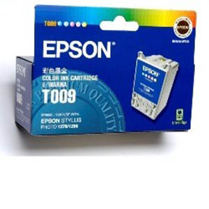 Epson C13T009091 Color Ink Cartridge