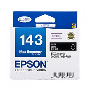 Epson T143190 Black Ink Cartridge