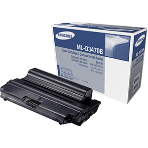 Samsung ML-D3470B Printer Toner