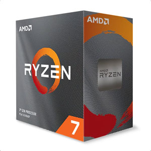 AMD Ryzen 7 3800XT Desktop Processor 3.9GHz Up to 4.7GHz