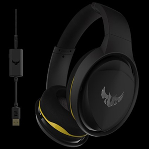 Asus TUF Gaming H5 with on-board 7.1 virtual surround Gaming Headset