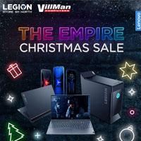 Legion The Empire Christmas Sale