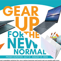 Asus Gear Up For the New Normal