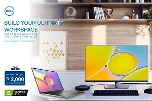 Build Your Ultimate Workspace (Get Upto PHP2,000 worth of Voucher)