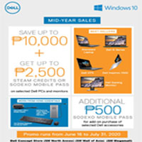 Dell Mid-Year Sales