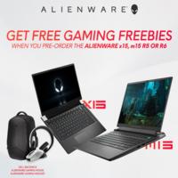 Alienware M15 & X15 R1 Pre-Order Promo