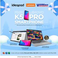 Free Lenovo K5 Pro Smartphone