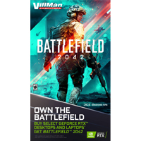NVIDIA GEFORCE RTX OWN THE BATTLEFIELD