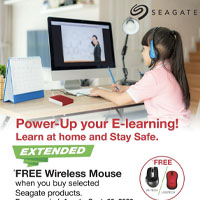 Seagate Power-Up your E-learning!