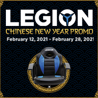 LEGION Chinese New Year 2021