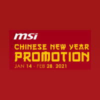 MSI Chinese New Year 2021